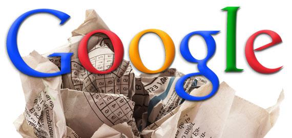Google News desaparece