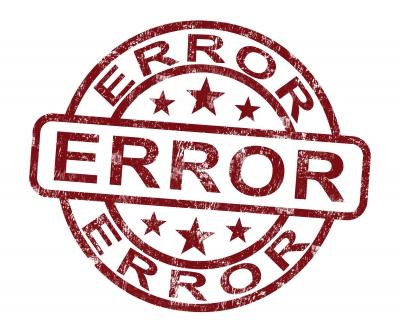 errores más comunes al escribir y publicar un post en un blog